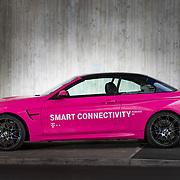 BMW M Cabrio, T Systems Branding, Muenchen. 26.10.2018 <br /> ©hangenfoto