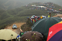 MOTORSPORT - WORLD RALLY CHAMPIONSHIP 2012 - RALLY OF PORTUGAL / RALLYE DU PORTUGAL - FARO (POR) - 28 TO 01/04/2012 - PHOTO : FRANCOIS BAUDIN / DPPI - 04SOLBERG Petter - PATTERSON Chris / FORD FIESTA - WRC / Action