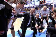 DESCRIZIONE : Brindisi  Lega A 2015-16 Enel Brindisi Pasta Reggia Juve Caserta<br /> GIOCATORE : Sandro Dell'Agnello <br /> CATEGORIA : Before Pregame Allenatore Coach Mani Time Out<br /> SQUADRA : Pasta Reggia Caserta<br /> EVENTO : Enel Brindisi Pasta Reggia Juve Caserta<br /> GARA :Enel Brindisi  Pasta Reggia Juve Caserta<br /> DATA : 24/04/2016<br /> SPORT : Pallacanestro<br /> AUTORE : Agenzia Ciamillo-Castoria/M.Longo<br /> Galleria : Lega Basket A 2015-2016<br /> Fotonotizia : <br /> Predefinita :