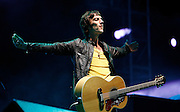 T In The Park  2008..11/07/08..The Verve's Richard Ashcroft wow's the crowd with new and old hit's during the First day of this years, T IN THE PARK  Scotand's Premier Music Festival now in it's 14th year, and still going strong since 1994. The first 3 years were held at Strathclyde Country Park, but in 1997 moved to Balado near Kinross . At This years T in the Park, Balado - By Kinross today...Picture by Mark Davison & Alex Todd / Universal News & Sport