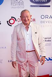 Egyptian billionaire Naguib Sawiris arrives to closing ceremony of El Gouna Film Festival, in El Gouna, Egypt, on September 29, 2017. Photo by Balkis Press/ABACAPRESS.COM