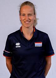 Rianne Verhoek of Netherlands, Photoshoot selection of Orange women's volleybal team season 2021on may 12, 2021 in Arnhem, Netherlands (Photo by RHF Agency/Ronald Hoogendoorn)
