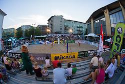 View on the field at tournament for Slovenian national championship - Drzavno prvenstvo Kranj 2013 on July 26, 2013, in Kranj, Slovenia. (Photo by Matic Klansek Velej / Sportida)