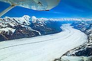 Aerial View - Wrangell-St.Elias NP