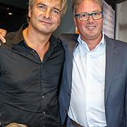 NLD/Hilversum20150825 - Najaarspresentatie NPO 2015, Victor Reinier en Henk Hagoort