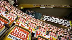 15.03.2011, Stadthalle, Klagenfurt, AUT, EBEL, EC KAC vs EC VSV, im Bild KAC Eishalle vor dem Match , EXPA Pictures © 2011, PhotoCredit: EXPA/ G. Steinthaler
