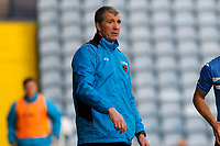 Jim Gannon. Stockport County Football Club 2-4 Woking Football Club, Emirates FA Cup first round, 5.11.16.