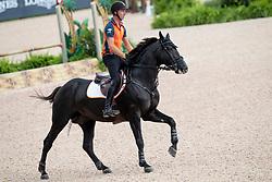 Vrieling Jur, NED, VDL Glasgow v Merelsnest<br /> World Equestrian Games - Tryon 2018<br /> © Hippo Foto - Dirk Caremans<br /> 18/09/2018