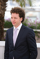 Actor Hernán Mendoza at the Despuée De Lucia film photocall at the 65th Cannes Film Festival France. Monday 21st May 2012 in Cannes Film Festival, France.