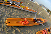 San Remo, Italy, FISA Coastal World Championships. Fri. 17.10.2008.[Photo, Peter Spurrier/Intersport-images] Coastal Rowing Course: San Remo Beach, San Remo, ITALY Equipment,