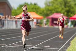 Maine State Track & Field Meet, Class B: girls 1600 meters, Kristen Sandreuter, Greely,