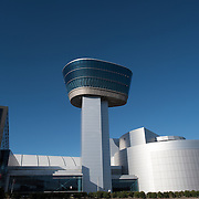 Opened in 2003, the Stephen F. Udvar-Hazy Center in Chantilly, Virginia (near Dulles Airport) is part of the Smithsonian Instutiton's National Museum of Air and Space.