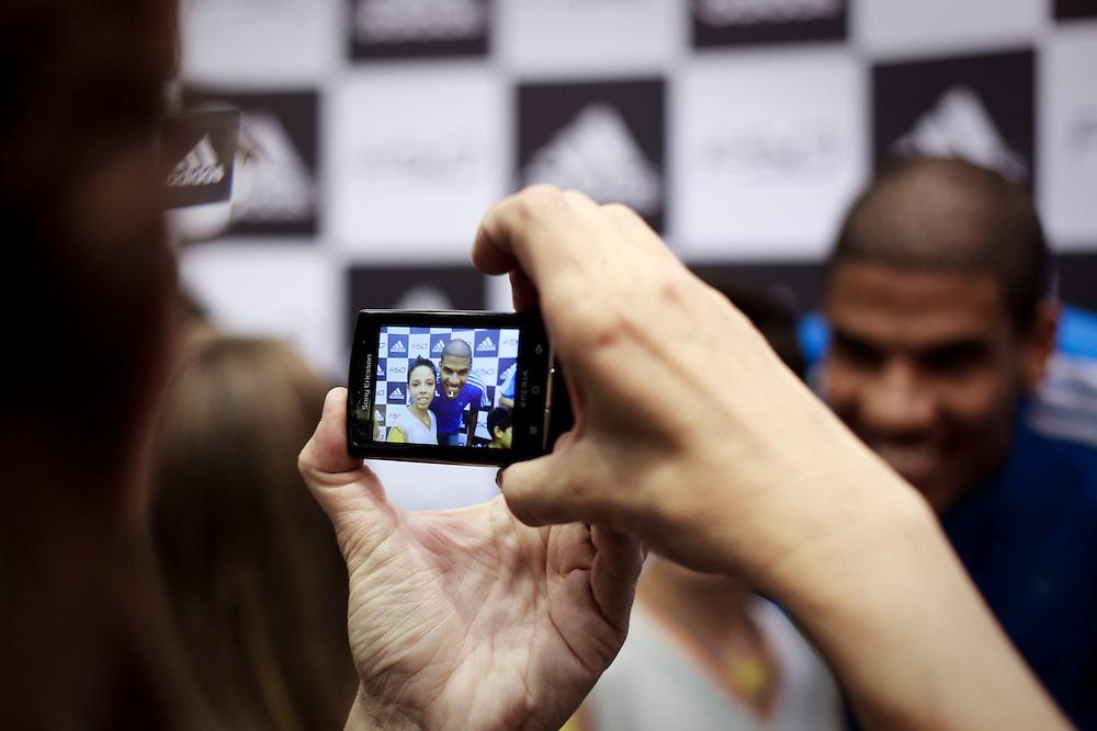 Belo Horizonte_MG, Brasil...Retrato do jogador do Cruzeiro Leonardo Silva em Belo Horizonte, Minas Gerais...The portrait of the Cruzeiro soccer player Leonardo Silva in Belo Horizonte, Minas Gerais...Foto: BRUNO MAGALHAES / NITRO.