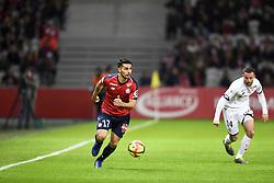 March 3, 2019 - Lille, France - 17 MEHMET ZEKI CELIK  (Credit Image: © Panoramic via ZUMA Press)
