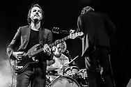 Simon Casier and Michiel Balcaen of Belgian indie-rock band Balthazar at Haldern Pop Festival