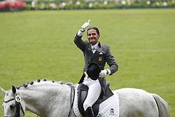 Garcia Mena José Antonio, (ESP), Norte Lovera<br /> European Championship Aachen 2015 - Dressage<br /> © Hippo Foto - Stefan Lafrentz