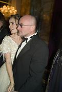 LILY COLLINS AND PHIL COLLINS, Crillon Debutante Ball 2007,  Crillon Hotel Paris. 24 November 2007. -DO NOT ARCHIVE-© Copyright Photograph by Dafydd Jones. 248 Clapham Rd. London SW9 0PZ. Tel 0207 820 0771. www.dafjones.com.