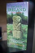 Sacred Ireland: the Traveller's Guide, Bookstore window, Dublin, Ireland