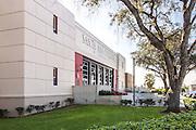 Gymnasium at Santa Ana College