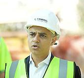 Boxpark Croydon Mayoral visit 1st September 2016