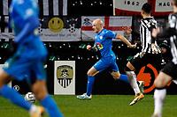 Sam Minihan. Notts County FC 1-0 Stockport County FC. Vanarama National League. 15.12.20