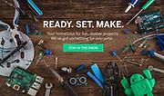Banner for MakerShed.com