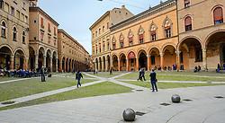 The university district in Bologna, Italy<br /> <br /> (c) Andrew Wilson   Edinburgh Elite media