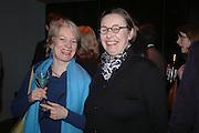 Sabine Kippenberger and Bettina Kippenberg. Martin Kippenberger, Tate Modern. 7 Febriuary 2006. -DO NOT ARCHIVE-© Copyright Photograph by Dafydd Jones 66 Stockwell Park Rd. London SW9 0DA Tel 020 7733 0108 www.dafjones.com