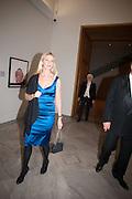 DANI CLARKE; , Mark Weiss dinner, Nationaal Portrait Gallery. London. 15 October 2012.