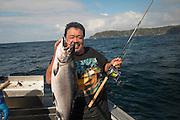 Sam Choy, <br /> Talon Lodge, Sitka, Alaska