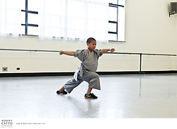 The Schoolfest programme in the New Zealand International Arts Festival gets kids and artists together to share, learn, and exchange ideas.  In this workshop, the Shaolin Monks from the cast of Sutra teach students their traditional martial arts.