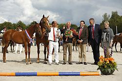 033 - Javanille VDL<br /> Finale Springveulens<br /> KWPN Paardendagen - Ermelo 2014<br /> © Dirk Caremans