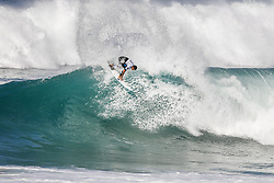 October 12, 2017 - Miguel Pupo of Brazil will surf in Round Two of the 2017 Quiksilver Pro France after placing third in Heat 7 of Round One at Hossegor. (Credit Image: © WSL via ZUMA Press)