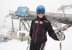 06.10.2015, Moelltaler Gletscher, Flattach, AUT, OeSV Medientag, im Bild Matthias Mayer (AUT) // Austrian Skiracer Matthias Mayer during the media day of Austria Ski Federation OSV at Moelltaler glacier in Flattach, Austria on 2015 10/05. EXPA Pictures © 2014, PhotoCredit: EXPA/ Johann Groder