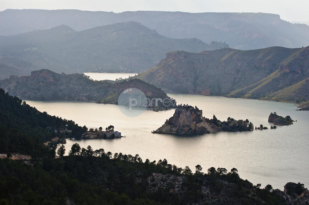 Embalse de la Fuensanta. Sierra del Segura. Yeste. Albacete ©Antonio Real Hurtado / PILAR REVILLA