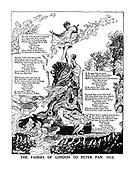 Arthur Rackham Cartoons