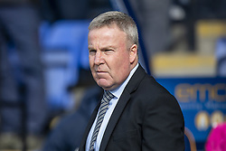March 23, 2019 - Meadow, Shropshire, United Kingdom - Kenny Jackett Manager of Portsmouth FC during the Sky Bet League 1 match between Shrewsbury Town and Portsmouth at Greenhous Meadow, Shrewsbury on Saturday 23rd March 2019. L  (Credit Image: © Mi News/NurPhoto via ZUMA Press)