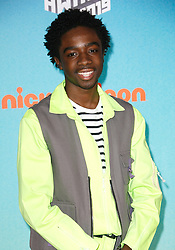 March 23, 2019 - Los Angeles, CA, USA - LOS ANGELES, CA - MARCH 23: Caleb McLaughlin attends Nickelodeon's 2019 Kids' Choice Awards at Galen Center on March 23, 2019 in Los Angeles, California. Photo: CraSH for imageSPACE (Credit Image: © Imagespace via ZUMA Wire)