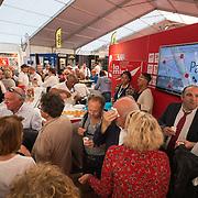 Inauguration du Stand Mini Transat / CDA sur le Grand Pavois de la Rochelle 2017