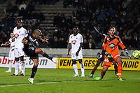 Goal Wahbi Khazri - 06.12.2014 - Bordeaux / Lorient - 17eme journee de Ligue 1 -<br />Photo : Manuel Blondeau / Icon Sport