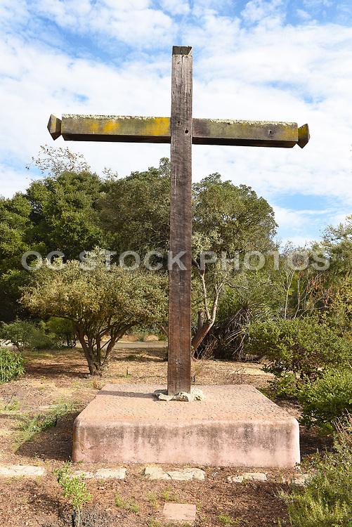 Cross at La Purisima Mission