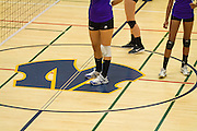 Milpitas Varsity Volleyball falls short to Monta Vista High School on Sept. 10, 2012, losing in 4 sets, 7-25, 16-25, INSERT SCORE, 17-25.  Photo by Stan Olszewski/SOSKIphoto.