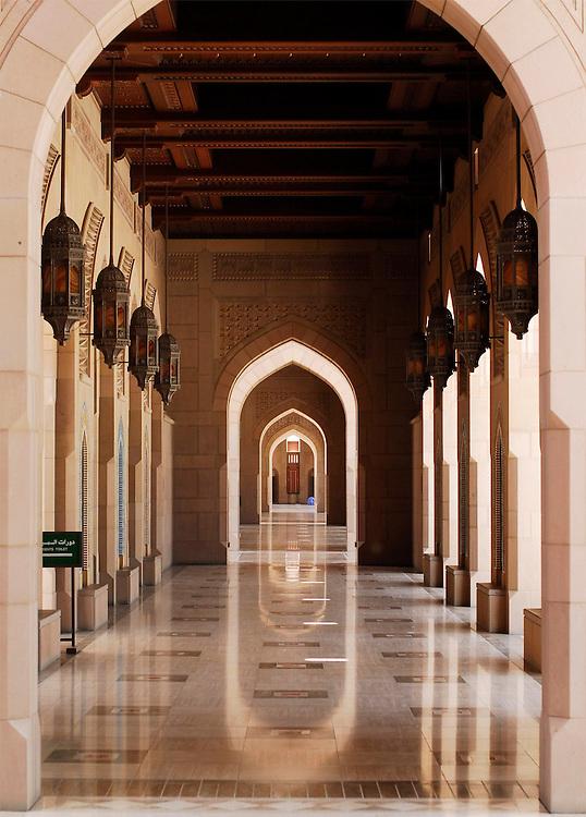 Muscat, Oman, Grand Mosque