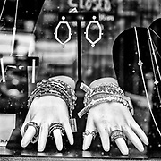 Another shot from going walkabout in Tarrytown. the hands just caught my attention with so many rings and bracelets