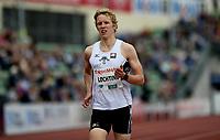 Friidrett , 9. juni 2016 , Diamond League , Bislett Games<br /> Athletics , <br /> Sindre Løchting , 1500 m