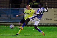 Sam Minihan. Wealdstone FC 2-5 Stockport County. Vanarama National League. 13.10.20