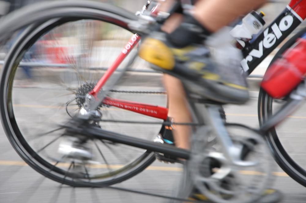 Wheels, pedals, and legs, El Tour de Tucson 2011. Bike-tography by Martha Retallick.