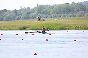 Race: 10  Event: Single Sculls - Tier 2 - Heat<br /> <br /> National Schools Regatta 2018<br /> Sunday<br /> <br /> To purchase this photo, or to see pricing information for Prints and Downloads, click the blue 'Add to Cart' button at the top-right of the page. The Metropolitan Regatta 2018