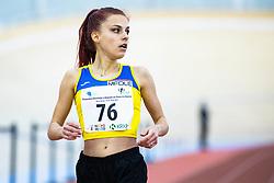 Klara Lukan during Slovenian Indoor Championship, Olympic centre Novo Mesto, 14 February 2021, Novo Mesto, Slovenia. Photo by Grega Valancic / Sportida