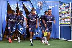 Paris SG vs Caen - 12 August 2018